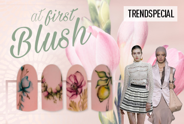 Trendspecial: At First Blush