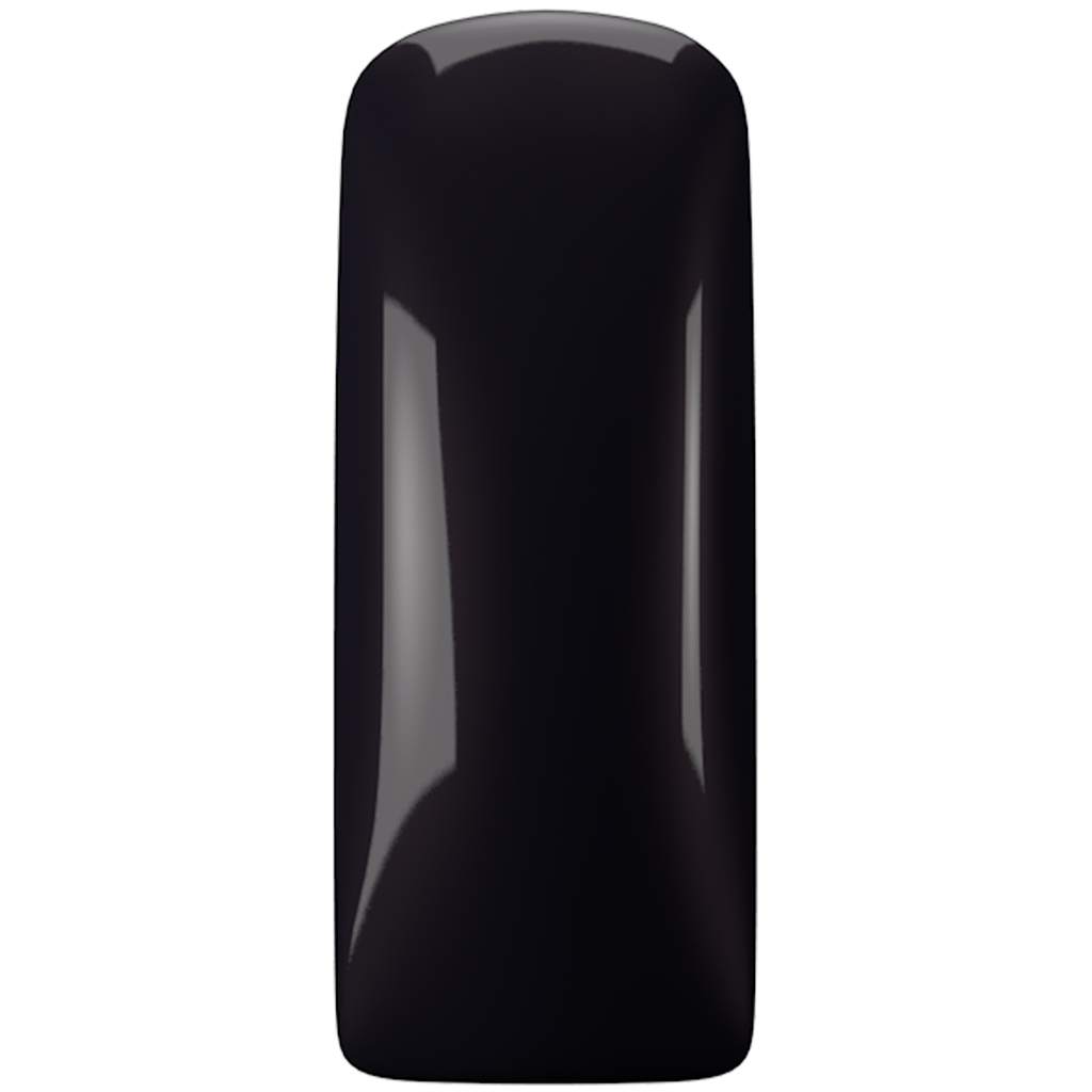Gelpolish Blackest Black 15 ml