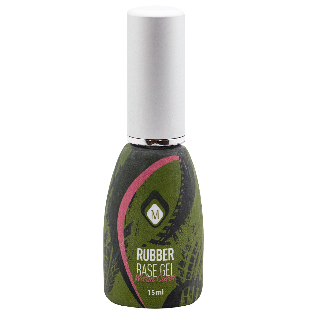 Rubber Base Gel Warm Cover 15 ml