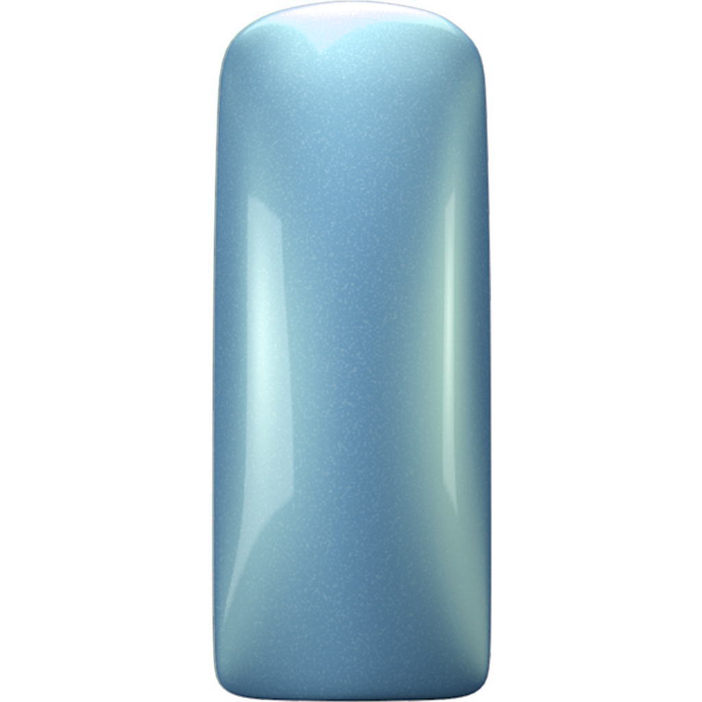 One Coat Color Gel Pearly Blue 7ml