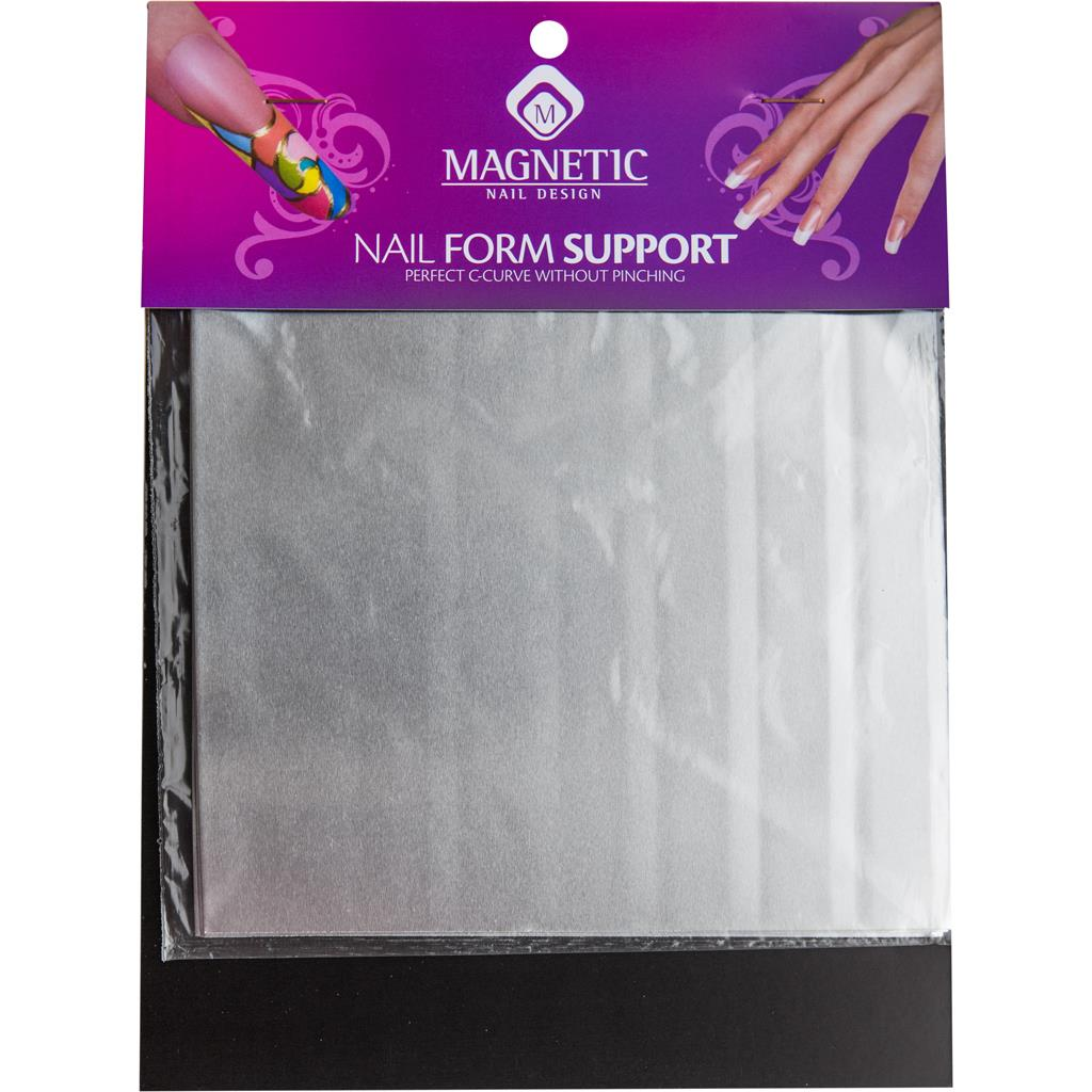Aluminium Nail Form Support 4 Sheets