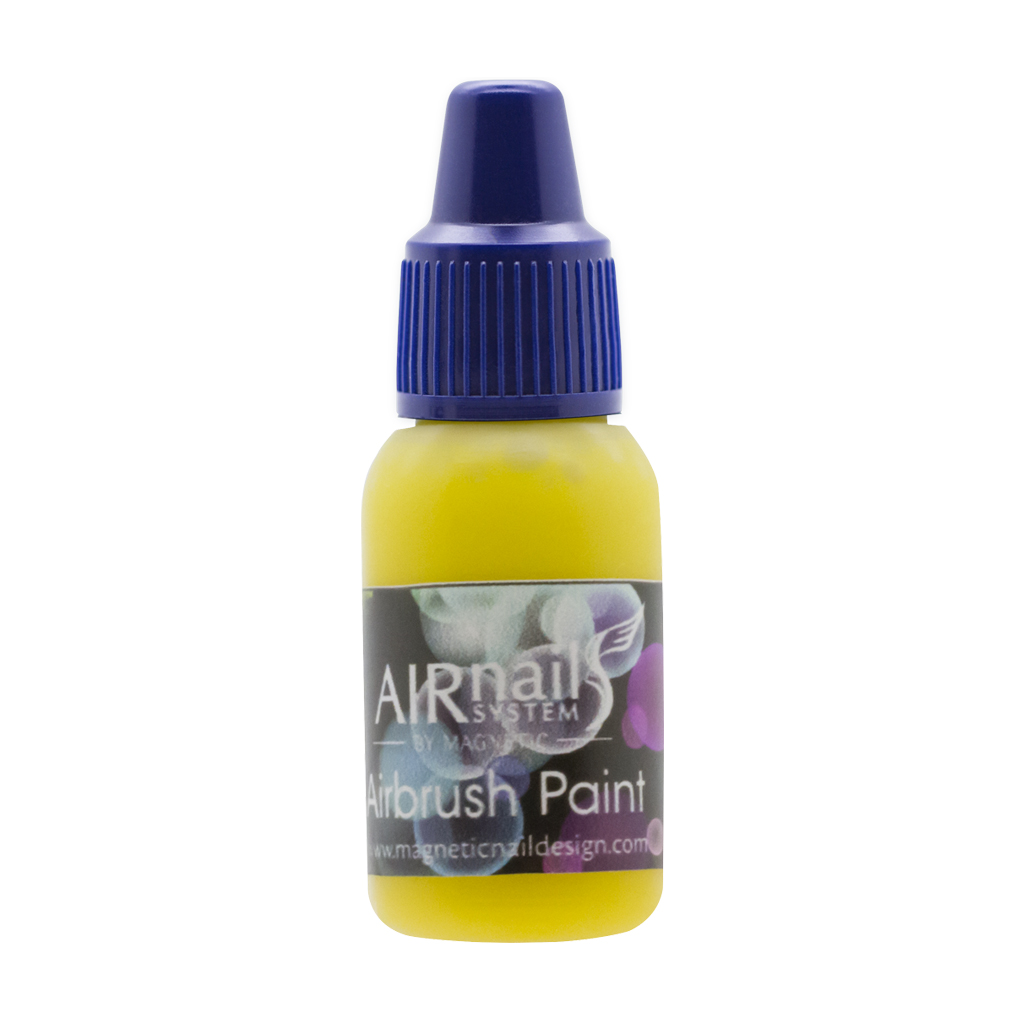 AirNails Paint Yellow 5 10ml