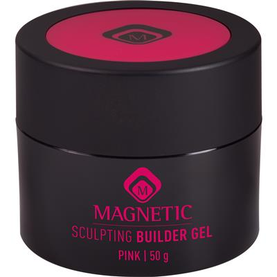 Magnetic Sculpting Gel Pink 50g