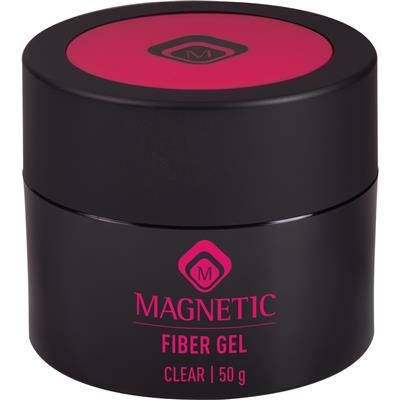 Magnetic Sculpting Fiber Gel Clear 50g