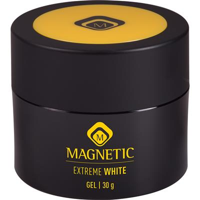 Magnetic Extreme White Gel 30g