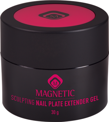 Magnetic Sculpting Nail Plate Extender Gel 30g