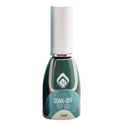 Magnetic Soak Off Top Gel 15ml