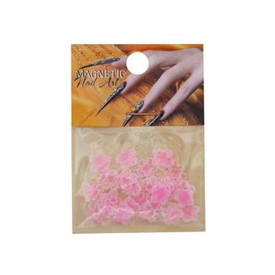 Fimo Flower Small Pink 04