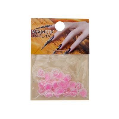 Fimo Flower Small Pink 05
