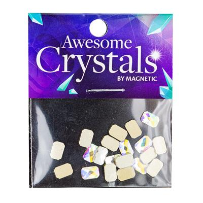 Awesome Crystals Square 20 pcs