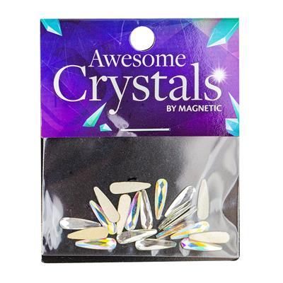 Awesome Crystals Raindrop 20 pcs