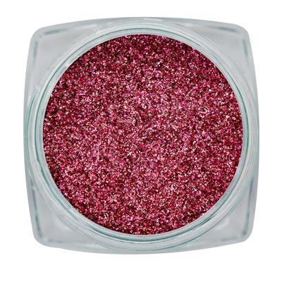 Magnetic Chrome Sparkle Magenta
