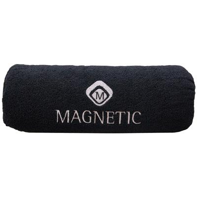 Magnetic Arm Support with 2 Black Micro Fiber Washable Covers