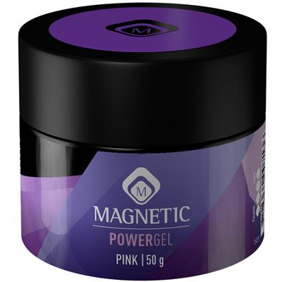 PowerGel by Magnetic Pink 50gr 6 pcs 104208